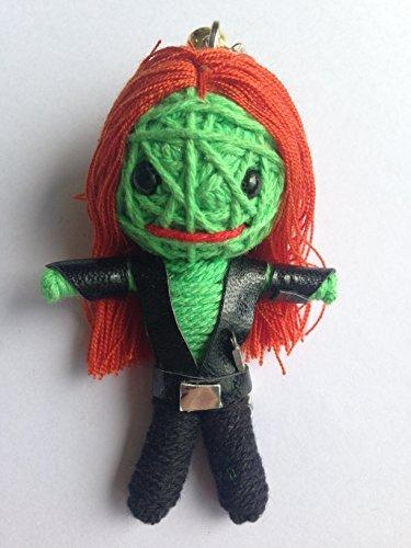 Gamora Voodoo String Doll Keychain USA