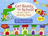 Get Ready for School: Wipe-Clean Activity Pack