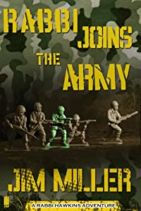 Rabbi Joins The Army by Jim Miller ebook deal
