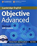 Objective CAE 3rd  Workbook with Answers with Audio CD