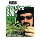 High Times Growers Series: Jorge Cervantes' Ultimate Grow DVD