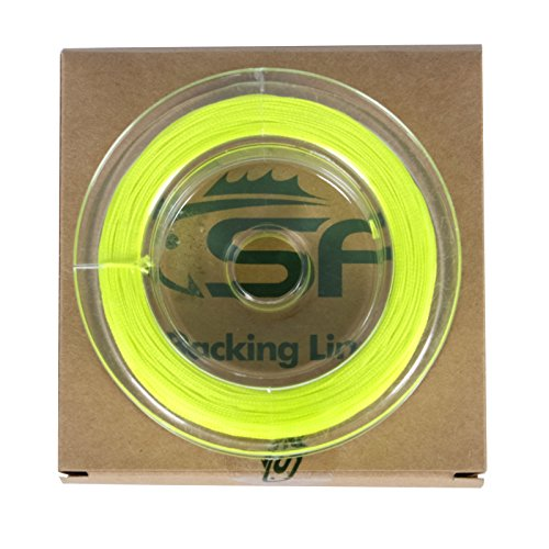 SF Braided Fly Fishing Trout Line Backing Line (Fishing Fly Line compare prices)
