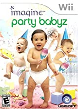 Imagine Party Babyz Nintendo Wii