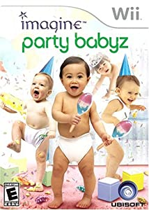 Imagine Party Babyz - Nintendo Wii