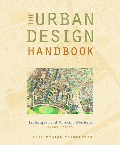 The Urban Design Handbook: Techniques and Working Methods