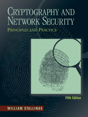 Cryptography and Network Security: Principles and...