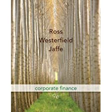 Corporate Finance 9th Edition (McGraw-Hill/Irwin Series in Finance, Insurance and Real Estate)