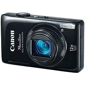 Canon PowerShot ELPH 510 HS 12.1 MP