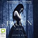 Fallen (       UNABRIDGED) by Lauren Kate Narrated by Justine Eyre