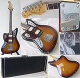 Fender MEX Kurt Cobain Jaguar Left-Handed