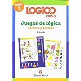 Logico Primo 1 Colores Y Formas