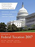 Pearson's Federal Taxation 2017 Corporations, Partnerships, Estates & Trusts Plus MyAccountingLab with Pearson eText -- Access Card Package (30th Edition)