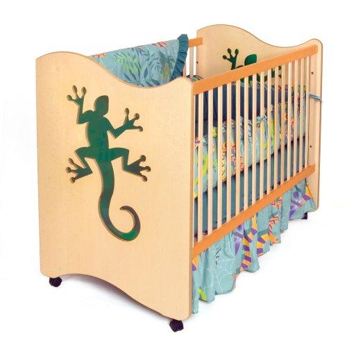 Room Magic Crib Toddler Bed Lizard