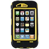 Otterbox - Defender Series case - Étui pour téléphone cellulaire - silicone, polycarbonate - jaune - Apple iPhone 3G S, Apple iPhone 3G