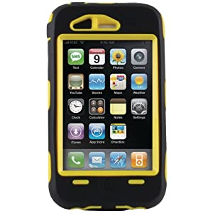 OtterBox Defender Case for Apple iPhone 3G - Yellow/Black
