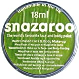 18ML LIME GREEN Classic Snazaroo Clas...
