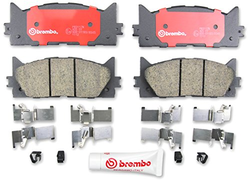 Brembo P83117N Front Disc Brake Pad (Brembo Brake Pads compare prices)