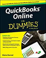 QuickBooks Online For Dummies Front Cover