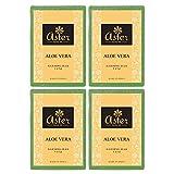 Aster Luxury Aloe Vera Bathing Bar 125g - Pack Of 4