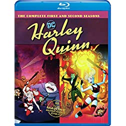 Harley Quinn: The Complete First and Second Seasons [Blu-ray]