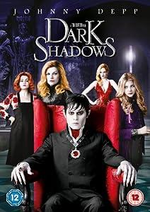 Dark Shadows [DVD] [2012]