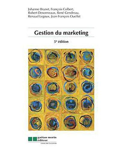 Gestion du marketing