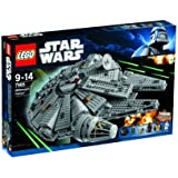 LEGO® Star Wars Millennium Falcon w/ Darth Vader Luke Skywalker Han Solo | 7965