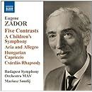 Five Contrasts / Children's Sym & Aria & Allegro