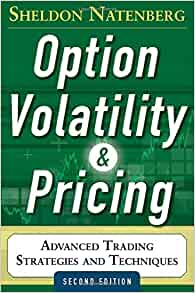 Options volatility & pricing advanced trading strategies and techniques