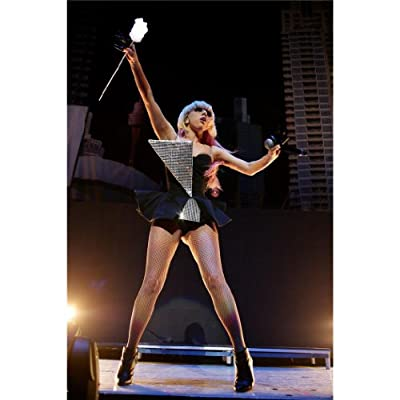 Lady Gaga Poster On Silk <60cm x 90cm, 24inch x 36inch> - 4B2E79