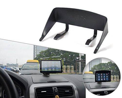 Gegenlichtblende Sonnenschutz Universell für 4,3 / 5 Zoll Auto GPS-Navigator