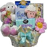 My Little Lamb Easter Gift Basket