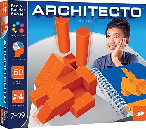 Asmodée - FOXARCHBOXN - Jeu de Stratégie - Architecto -  -