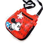 "Sac cr�ateur ""Minnie"" rouge noir"