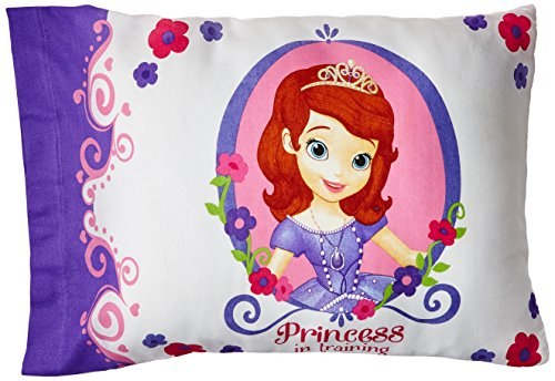 Disney Sofia 1st Introducing Sofia Pillowcase