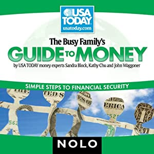 The Busy Family's Guide to Money Audiobook