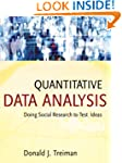 Quantitative Data Analysis: Doing Soc...