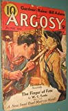 img - for ARGOSY JUNE 30, 1934 VOLUME 248 NUMBER 1 book / textbook / text book