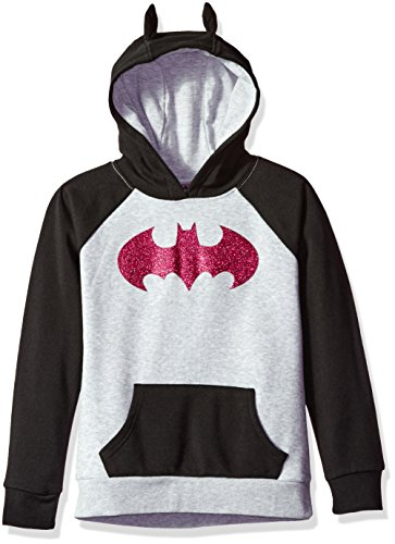 Warner Bros. Big Girls' Batgirl Cosplay Hoodie at Gotham City Store