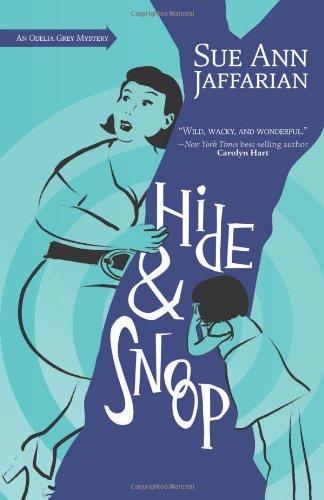 Image of Hide and Snoop (Odelia Grey, Book 7) (The Odelia Grey Mysteries)