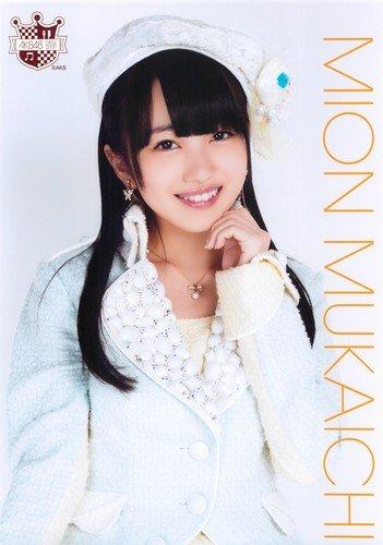 AKB48 公式生写真ポスター (A4サイズ) 第36弾 【向井地美音】