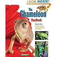 Chameleon Handbook (Barron's Pet Handbooks)