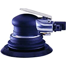 Florida Pneumatic FP-874 Palm Grip Orbital Sander, 6-Inch Pad