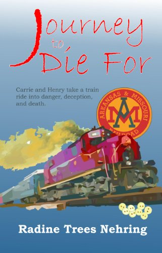Book: Journey to Die For by Radine Trees Nehring