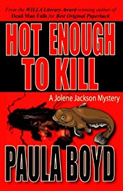 Hot Enough to Kill (The 1st Jolene Jackson Myster
