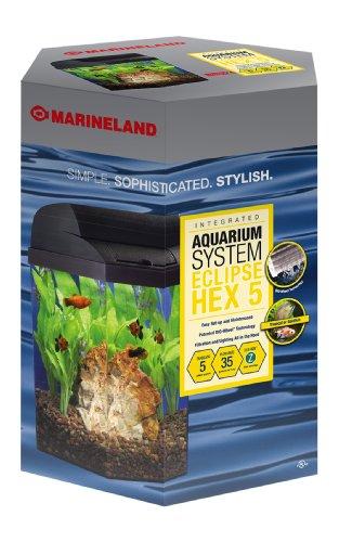 Marineland Eclipse Seamless Integrated Aquarium