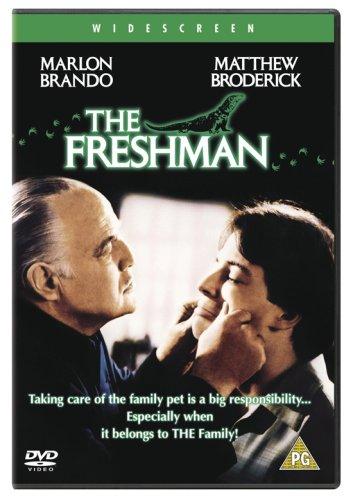 Новичок / The Freshman (1990) HDTVRip