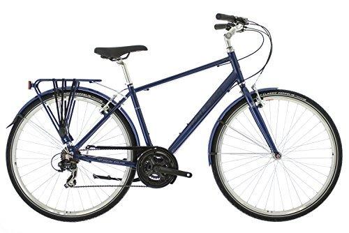 2016 Raleigh Pioneer 1 21 Gents Aluminium Hybrid Bike Blue by Raleigh