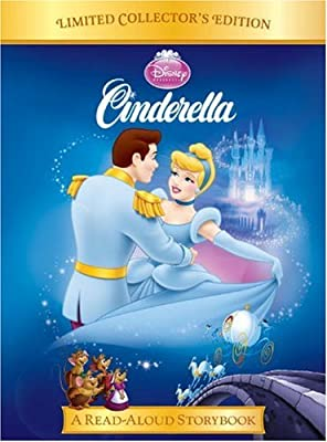 Cinderella: A Read-Aloud Storybook