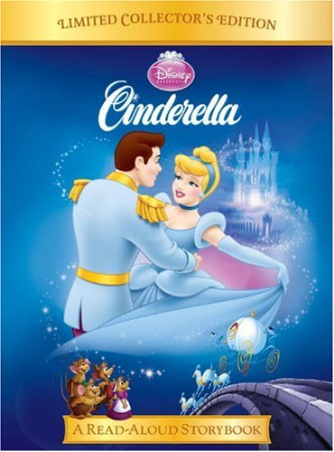 Cinderella (Disney Princess) (Read-Aloud Storybook)